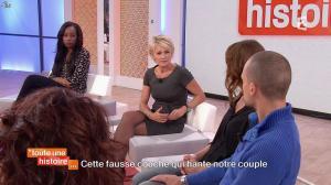 Sophie Davant dans Toute une Histoire - 04/11/14 - 08