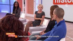 Sophie Davant dans Toute une Histoire - 04/11/14 - 09