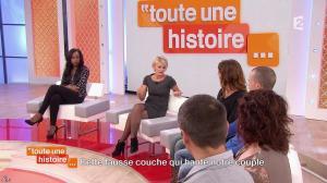 Sophie Davant dans Toute une Histoire - 04/11/14 - 11