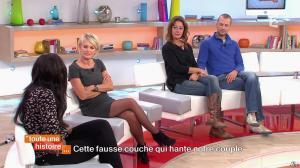 Sophie Davant dans Toute une Histoire - 04/11/14 - 13