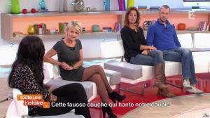 Sophie Davant dans Toute une Histoire - 04/11/14 - 17