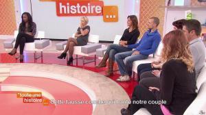 Sophie Davant dans Toute une Histoire - 04/11/14 - 20