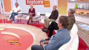 Sophie Davant dans Toute une Histoire - 05/11/14 - 01