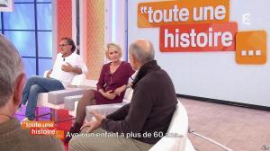 Sophie Davant dans Toute une Histoire - 05/11/14 - 05