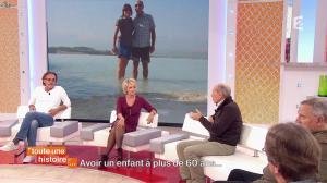 Sophie Davant dans Toute une Histoire - 05/11/14 - 09