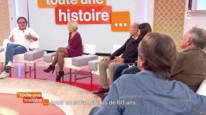 Sophie Davant dans Toute une Histoire - 05/11/14 - 10