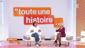Sophie Davant dans Toute une Histoire - 05/11/14 - 11