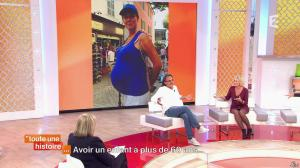 Sophie Davant dans Toute une Histoire - 05/11/14 - 12