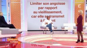 Sophie Davant dans Toute une Histoire - 05/11/14 - 16