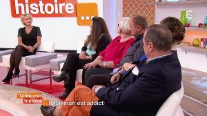 Sophie Davant dans Toute une Histoire - 07/11/14 - 03