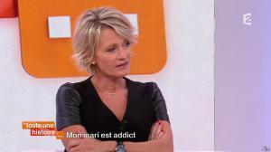 Sophie Davant dans Toute une Histoire - 07/11/14 - 09
