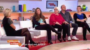 Sophie Davant dans Toute une Histoire - 07/11/14 - 12