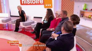 Sophie Davant dans Toute une Histoire - 07/11/14 - 13