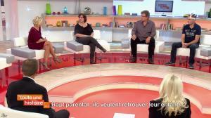 Sophie Davant dans Toute une Histoire - 16/10/14 - 06