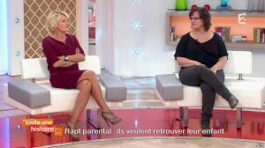 Sophie Davant dans Toute une Histoire - 16/10/14 - 13