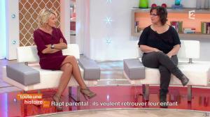 Sophie Davant dans Toute une Histoire - 16/10/14 - 14
