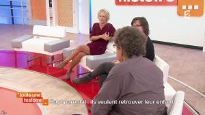 Sophie Davant dans Toute une Histoire - 16/10/14 - 17