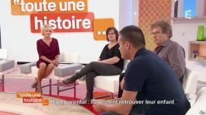 Sophie Davant dans Toute une Histoire - 16/10/14 - 19