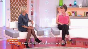 Sophie Davant dans Toute une Histoire - 31/10/14 - 03