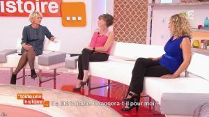 Sophie Davant dans Toute une Histoire - 31/10/14 - 05