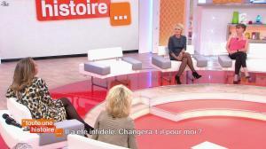 Sophie Davant dans Toute une Histoire - 31/10/14 - 08