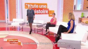 Sophie Davant dans Toute une Histoire - 31/10/14 - 10