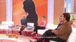 Sophie Davant dans Toute une Histoire - 31/10/14 - 11