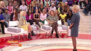 Sophie Davant dans Toute une Histoire - 31/10/14 - 15