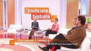 Sophie Davant dans Toute une Histoire - 31/10/14 - 20