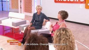 Sophie Davant dans Toute une Histoire - 31/10/14 - 21