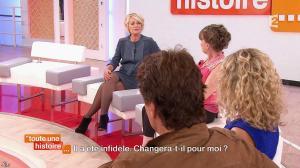 Sophie Davant dans Toute une Histoire - 31/10/14 - 22