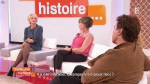 Sophie Davant dans Toute une Histoire - 31/10/14 - 26