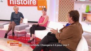 Sophie Davant dans Toute une Histoire - 31/10/14 - 32
