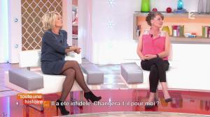 Sophie Davant dans Toute une Histoire - 31/10/14 - 33