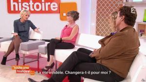 Sophie Davant dans Toute une Histoire - 31/10/14 - 34