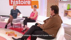 Sophie Davant dans Toute une Histoire - 31/10/14 - 35