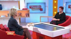 Sophie Davant dans Toute une Histoire - 31/10/14 - 43