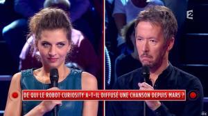 Amandine Bourgeois dans Pop Show - 03/10/15 - 10