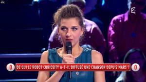 Amandine Bourgeois dans Pop Show - 03/10/15 - 11