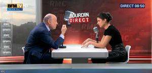 Apolline De Malherbe dans Bourdin Direct - 30/10/15 - 03