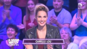 Camille Lou dans le Grand Match - 13/11/15 - 01