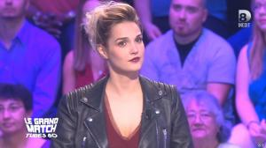 Camille Lou dans le Grand Match - 13/11/15 - 05