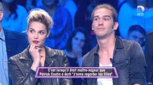 Camille Lou dans le Grand Match - 13/11/15 - 11