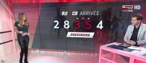 Amélie Bitoun dans un Jour aux Courses - 05/12/16 - 11