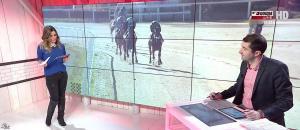 Amélie Bitoun dans Un Jour aux Courses - 06/12/16 - 02