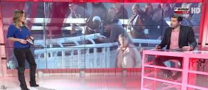 Amélie Bitoun dans un Jour aux Courses - 06/12/16 - 10
