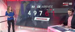 Amélie Bitoun dans Un Jour aux Courses - 06/12/16 - 12