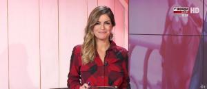 Amélie Bitoun dans Un Jour aux Courses - 07/12/16 - 12