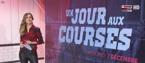 Amélie Bitoun dans Un Jour aux Courses - 07/12/16 - 13