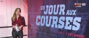 Amélie Bitoun dans Un Jour aux Courses - 07/12/16 - 14